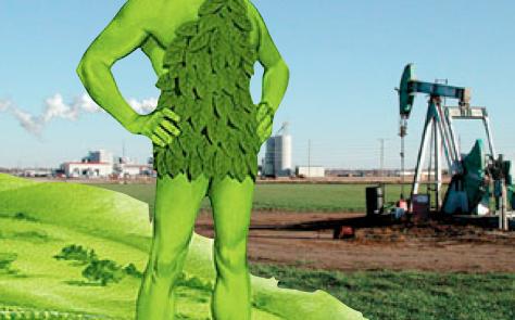 geant vert