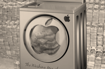 Apple-Washing-money