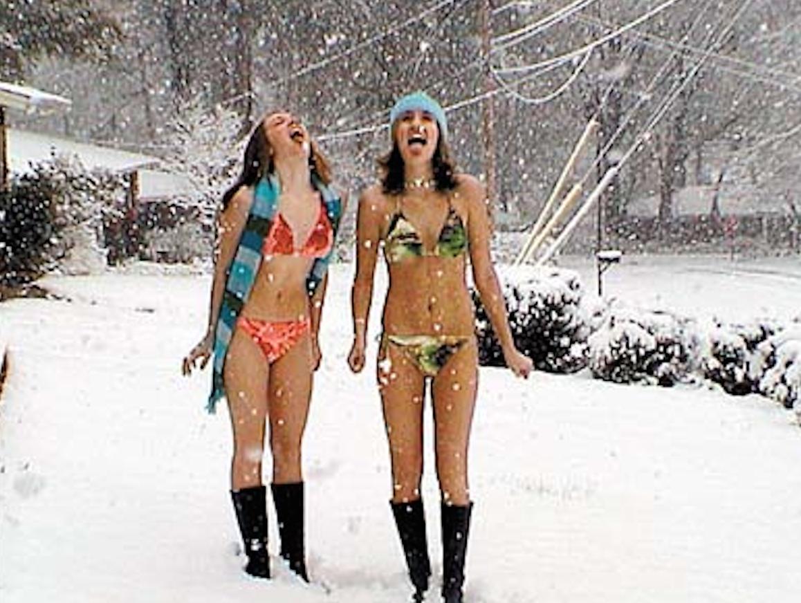 Bikini-neige