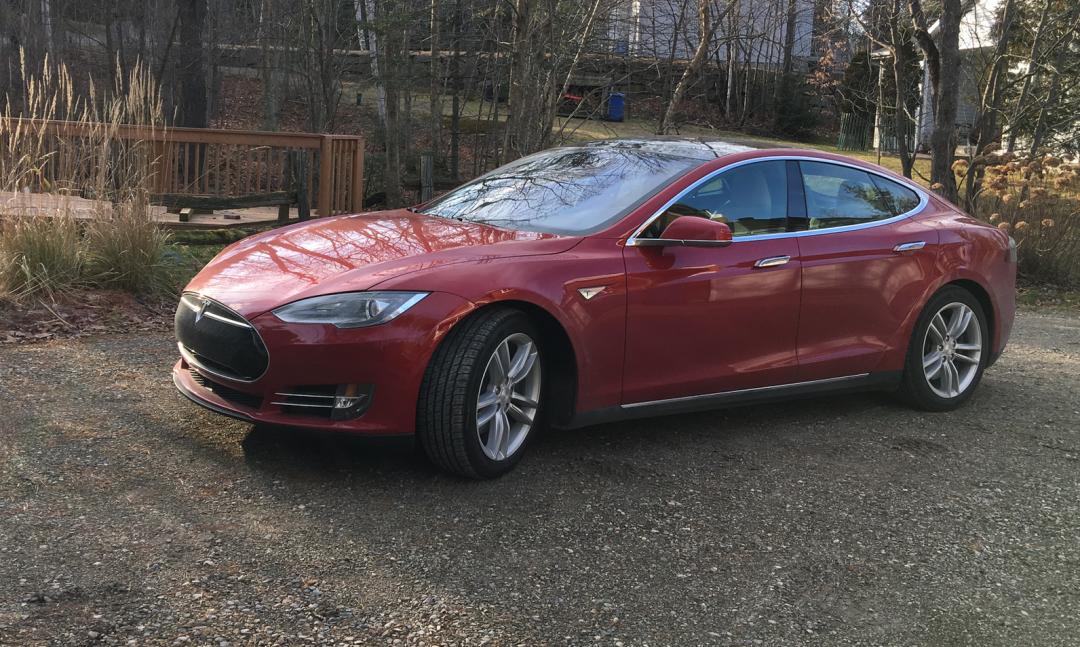 Tesla S 70D